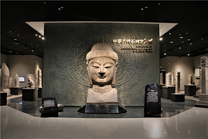 """Exhibition in Henan Museum -- """"ancient stone carving art in Central Plains"""""""