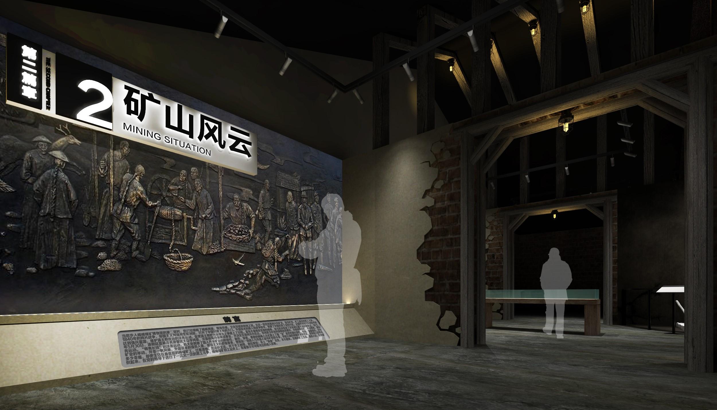 峰峰煤炭博物馆