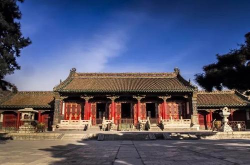 Shenyang Palace Museum