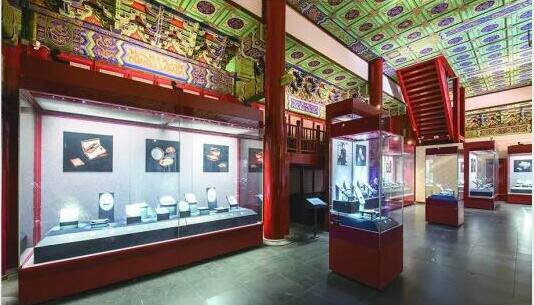 Tian yu culture group again on treasures exhibition