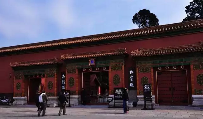 Tian yu culture group pride to the Palace Museum