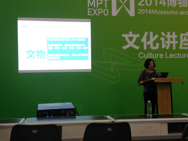 【 Expo Seminar Series 】Wang Li of the National Cultural Heritage Administration talks about the application prospect of cultural relic census data