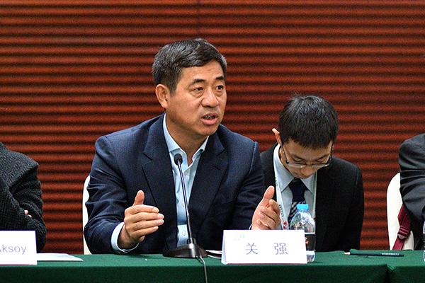 ICOM held a symposium in Fuzhou